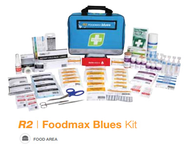 Foodmax Blues Kit