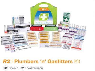 Plumbers n Gasfitters Kit