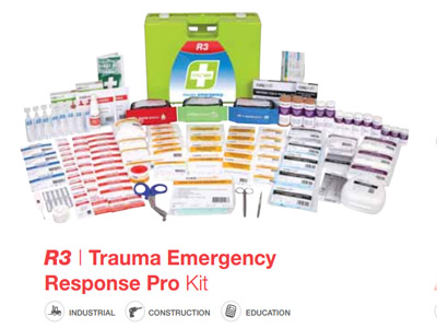 Trauma Emergency Response Pro Kit