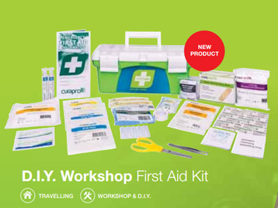 D.I.Y. Workshop First Aid Kit