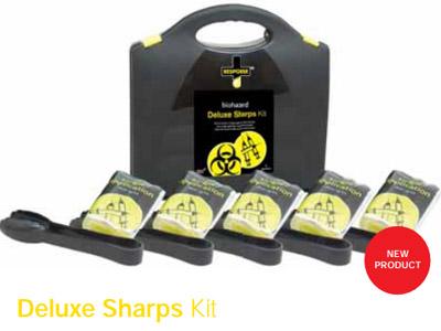 Deluxe Sharps Kit