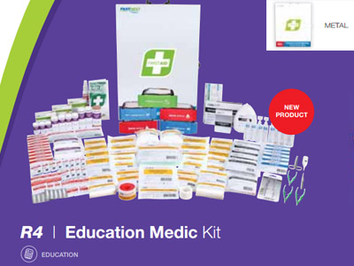 Education Medic Kit Metal