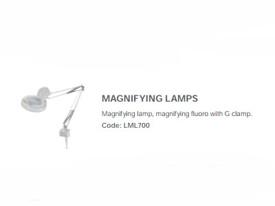 Magnifying Lamps