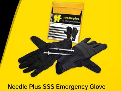 Needle Plus SSS Emergency Glove