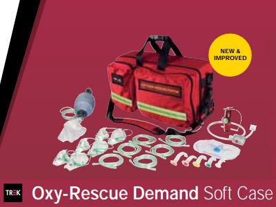 Oxy-Rescue Demand Soft Case