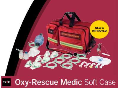 Oxy-Rescue Medic Soft Case