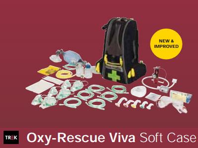 Oxy-Rescue Viva Soft Case