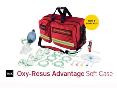 Oxy-Resus Advantage Soft Case
