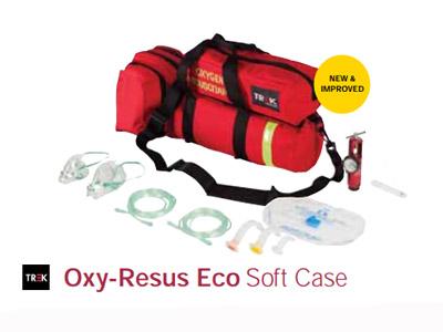 Oxy Resus Eco Soft Case