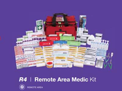 Remote Area Medic Kit