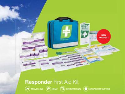 Responder First Aid Kit