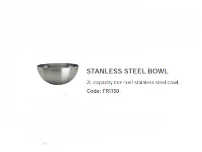 Stanless Steel Bowl