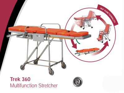 Trek 360 Multifunction Stretcher