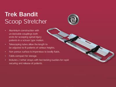 Trek Bandit Scoop Stretcher