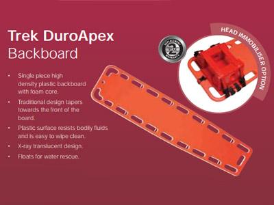 Trek DuroApex Backboard
