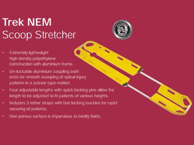 Trek NEM Scoop Stretcher