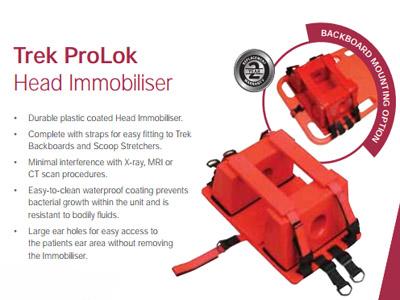 Trek ProLok Head Immobiliser