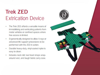 Trek ZED Extrication Device